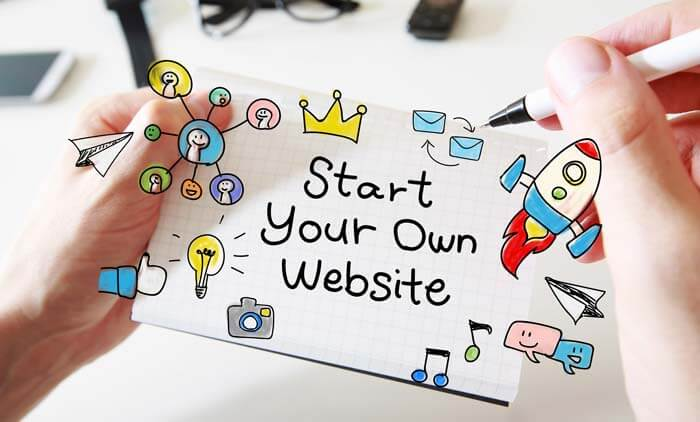 Step-by-step guide to start your blog or business